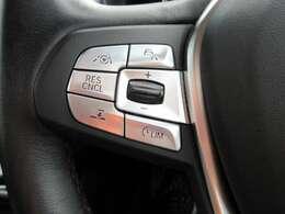 アクティブクルーズコントロール・レーンキープコントロール装備。快適なドライブに役立ちます。