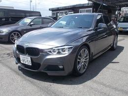 BMW 3シリーズ 320d Mスポーツ ブラウンレザー ACC 純OP19AW