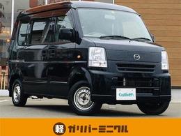 マツダ スクラム 660 バスター ハイルーフ 4WD 5速マニュアル 純正オーディオ 4WD切替可