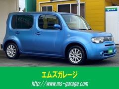 日産 キューブ の中古車 1.5 15X 千葉県松戸市 19.8万円