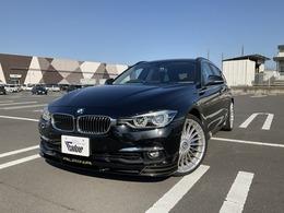 BMWアルピナ B3ツーリング ビターボ 後期物 レッドレザー/サンルーフ付/20AW
