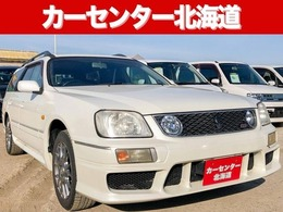日産 ステージア 2.5 25t RS FOUR V 4WD 1年保証 ETC 禁煙車