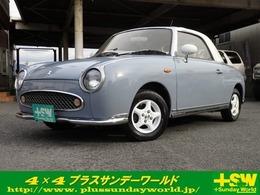 日産 フィガロ 1.0 ソフトトップ 新品タイヤホイール