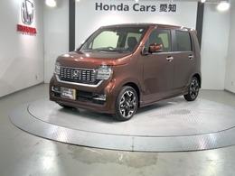 ホンダ N-WGN カスタム 660 L ターボ ホンダ センシング 当社試乗車