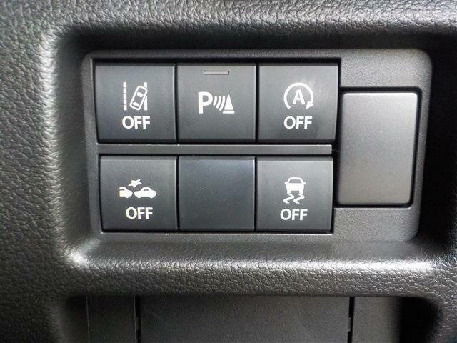 衝突被害軽減システム!誤発進抑制機能!車両走行安定補助システム搭載!!