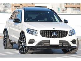 メルセデスAMG GLC 43 4マチック 4WD パナメリカーナグリル 本革 車検令和4年2月
