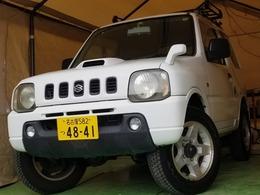 スズキ ジムニー ジムニ 車検R4年2月 ETC ターボ 4WD