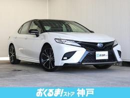 トヨタ カムリ 2.5 WS パノラマムーンルーフ 18AW オーディオ ETC