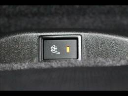 運転席&助手席シートヒーター付! 寒い冬にシートが温かくなり冬場の運転もしやすくなります!