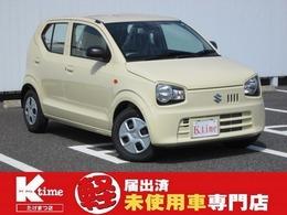 スズキ アルト 660 L スズキ セーフティ サポート装着車 届出済未使用車 令和2年3月登録