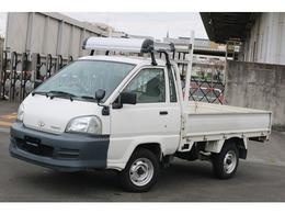 トヨタ タウンエーストラック 1.8 DX シングルジャストロー スチールデッキ 三方開 仮装鳥居付き AT エアコン