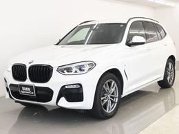 BMW X3 xドライブ20d Mスポーツ ディーゼルターボ 4WD 黒革 ハイラインP HUD F/Rシートヒータ