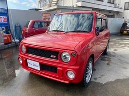 スズキ アルトラパン 660 SS 4WD 車検令和4年11月/ナビ/シートヒーター