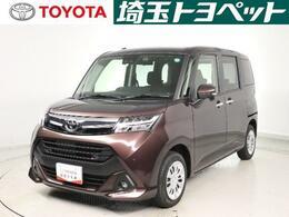 トヨタ タンク 1.0 G コージー エディション 9インチナビ・LEDライチ・セーフティセンス