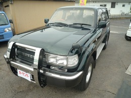 トヨタ ランドクルーザー80 4.5 VXリミテッド 4WD 1ナンバー登録車