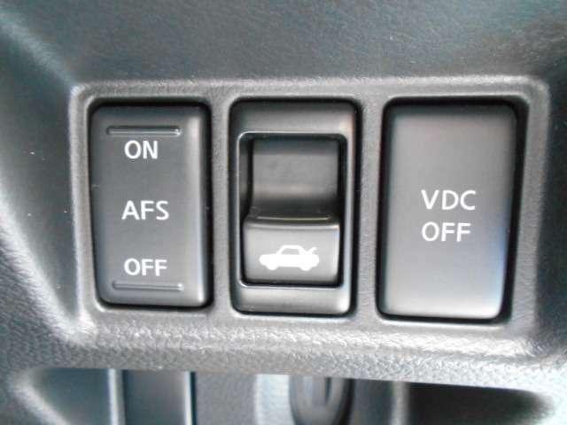 VDC AFS トランクオープナー