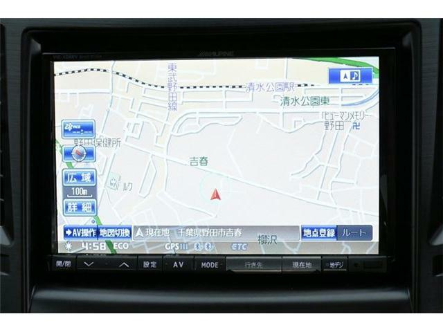 アルパイン製8インチディスプレイHDDナビ搭載!フルセグTVにDVD、Bluetooth対応♪SDオーディオ機能も利用可能です♪