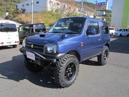 スズキ ジムニー 660 ワイルドウインド 4WD リフトアップ・シートヒーター・キーレス