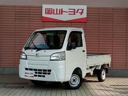 ダイハツ ハイゼットトラック 660 スタンダード 3方開 4WD AT