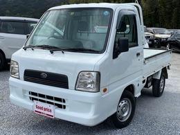 スバル サンバートラック 660 TB 三方開 4WD ユーザー買取車 4WD MT エアコン