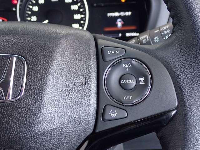 【ホンダセンシング】ミリ波レーダーと単眼カメラで検知した情報をもとに、安心・快適な運転や事故回避を支援する、先進の安全運転技術です。