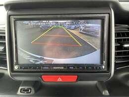駐車の際はバックカメラがついていると安心です♪