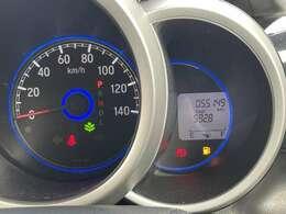 走行距離は55100kmとまだまだ安心してお乗りいただけます(^^♪