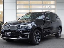 BMW X5 xドライブ 35d xライン 4WD サンルーフ 茶本革シート シートヒーター