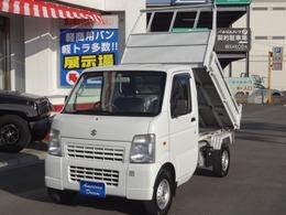 スズキ キャリイ 660 KC 3方開 4WD クラッチ3点交換済 エアコン パワステ