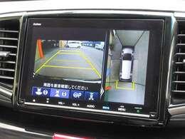 運転をしやすくする多彩な視界を手に入れるシステム。「見通しの悪い交差点での発進」「料金所などへの幅寄せ」「バック駐車」「縦列駐車」といった、多くの人が苦手意識を持ちやすいシーンで効果を発揮します。