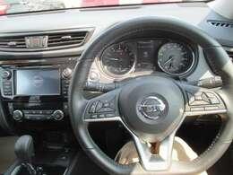 ハンドルからの見晴らしもいいので女性の方でも運転しやすいです!