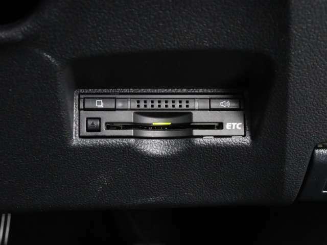 【 ETC車載機 】高速道路の料金所で停車することなくスムーズに通過することが可能です!