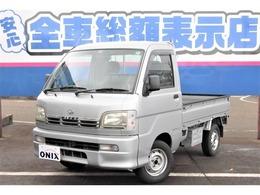 ダイハツ ハイゼットトラック 660 エクストラ 3方開 4WD エアコン・パワーステ・オートマ