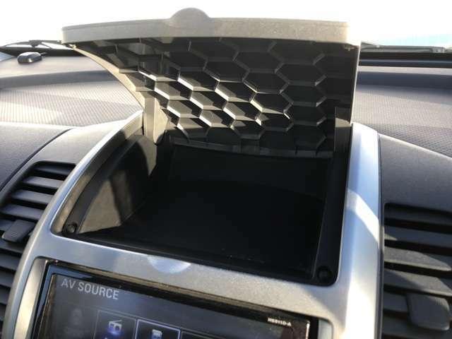 豊富な収納 インストアッパーボックス