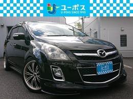 マツダ MPV 2.3 23S 地デジナビ/Rカメラ/RSR車高調/Pトランク