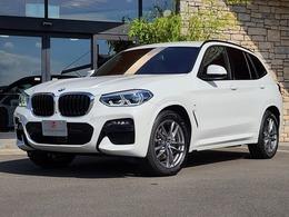 BMW X3 xドライブ20d Mスポーツ ディーゼルターボ 4WD ハイラインP BMWライブコクピット HUD