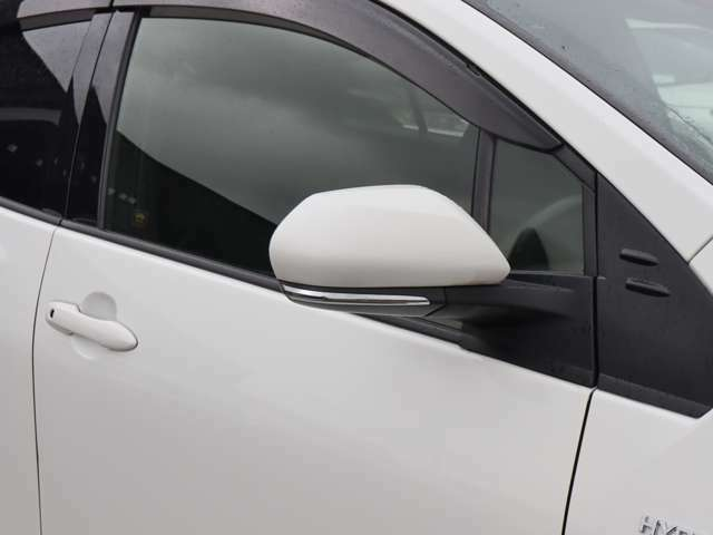 【 ウィンカーミラー 】他車から視認性も良好です!
