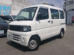 三菱 ミニキャブバン 660 CL ハイルーフ ハイルーフ ETC 4ナンバー貨物