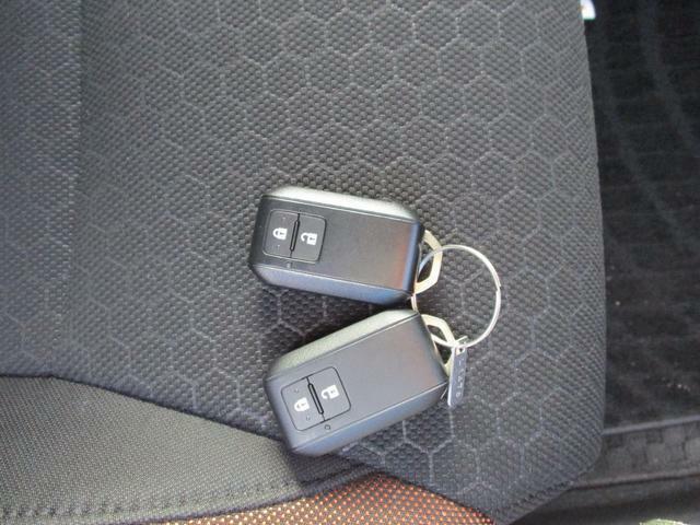 車両キーはこのようになっております!最近は防犯上、安全な造りになっていますよ!