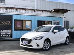マツダ デミオ 1.3 13S 車検3年6月/E/gスターター/シートヒーター