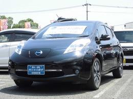 日産 リーフ G 充電ケーブル・全席シートヒーター
