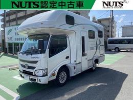 トヨタ カムロード ナッツRV クレソン50X 2WD ガソリン 走行35000 キャンピング