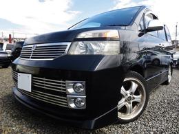 トヨタ ヴォクシー 2.0 Z Gエディション 特別限定DVDシアタ黒本革後モニタ仕様