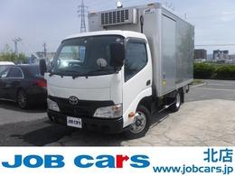 トヨタ ダイナ 冷蔵冷凍車 低温 1.8t デンソー製 -32℃設定 可動式仕切ドア