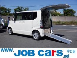 ホンダ N-BOX+ 660 G 車いす仕様車 福祉車両 車椅子1基 スロープ ウィンチ