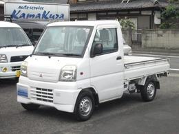 三菱 ミニキャブトラック 660 Vタイプ 4WD 5速 エアコン パワステ