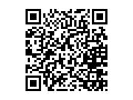 こちらのQRコードからラインの友達追加ができます!