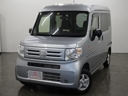 ホンダ N-VAN 660 G 4WD ワンオーナー/6MT/社外オーディオ/TV/