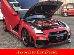 日産 GT-R 3.8 ブラックエディション 4WD トミーカイラAS出品車両