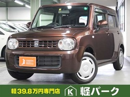 スズキ アルトラパン 660 G 軽自動車 プッシュスタート Wエアバッグ